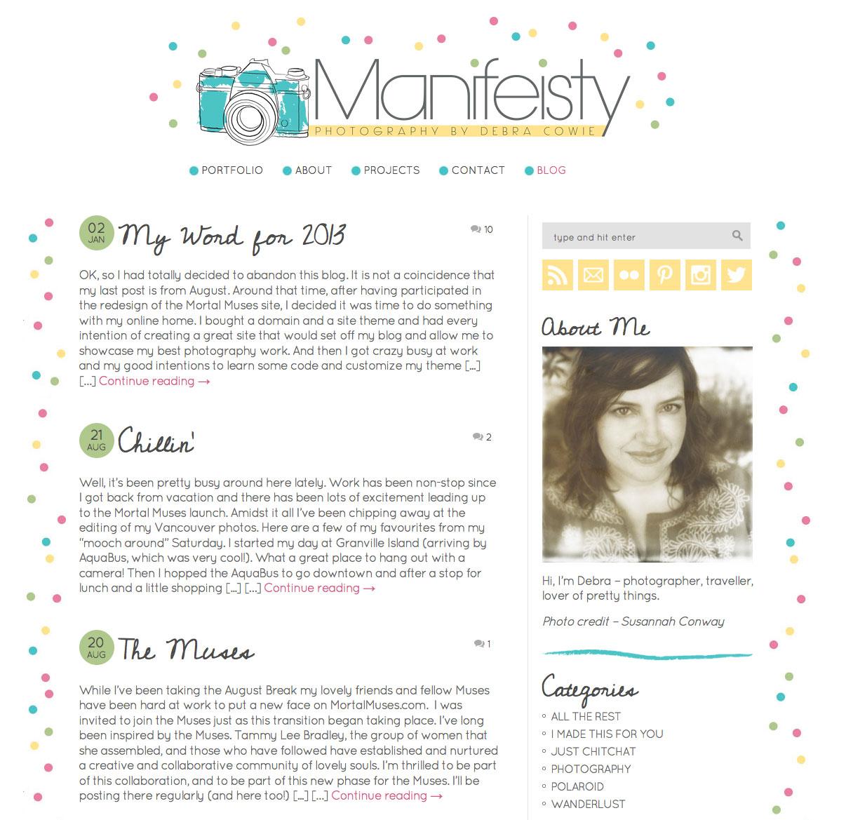 ManifeistyBlog