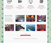 ROAR Retreat Web Site Design