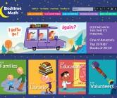 Bedtime Math Web Site