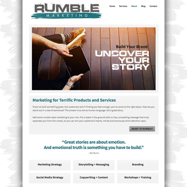 Rumble Marketing